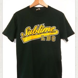 Other - Sublime band t shirt